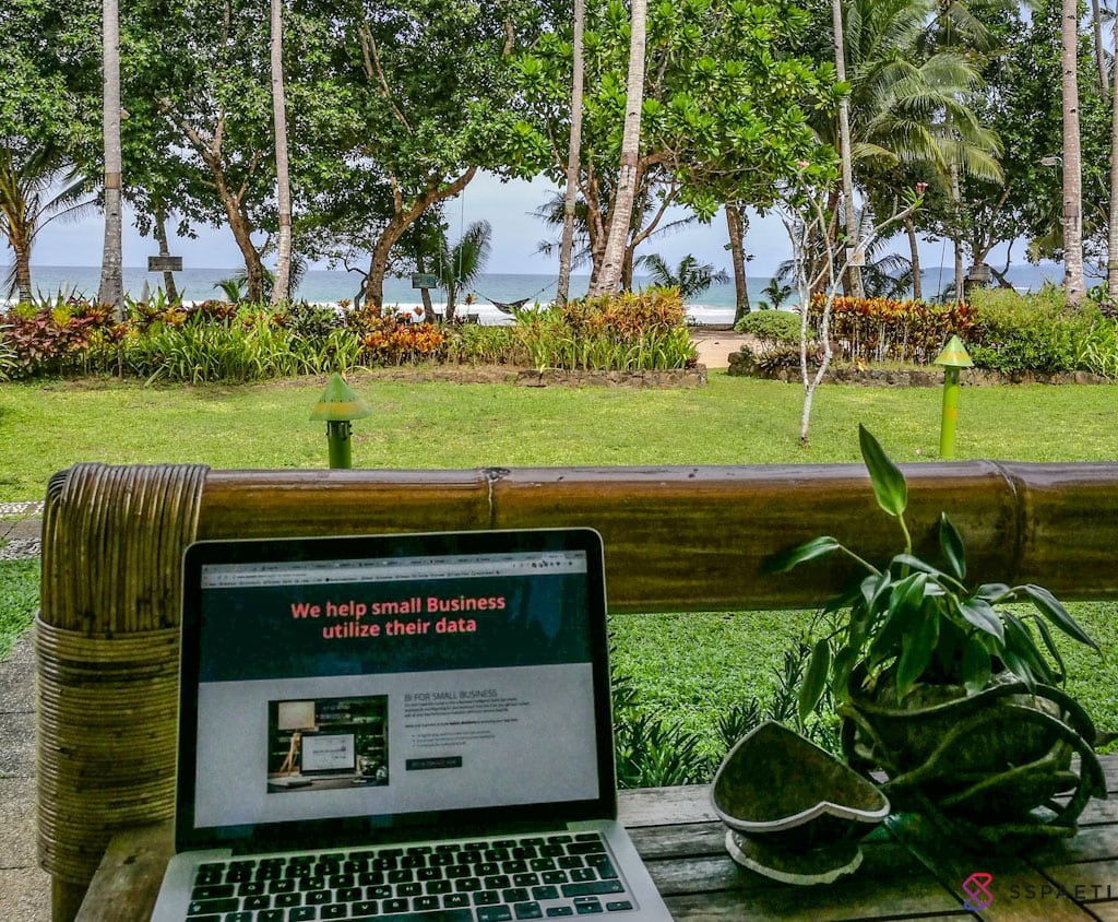 Today's Office – The Location Independent Lifestyle