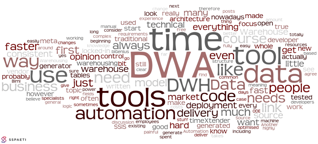 Why Data Warehouse Automation is not more popular